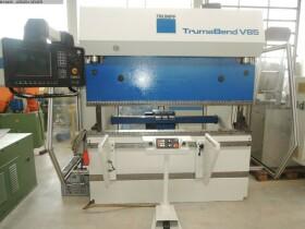 Abkantpresse - hydraulisch TRUMPF TRUMABEND V 85 gebraucht