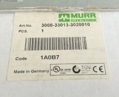 Elektronik  SPS-Steuerungen MURR 3000-33013-3020010 gebraucht