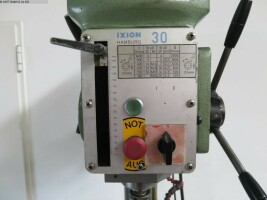 Säulenbohrmaschine IXION BS 30 AV STG gebraucht