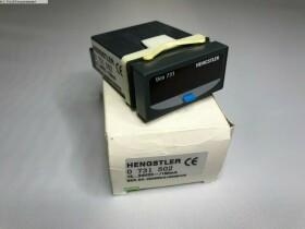 Elektronik  SPS-Steuerungen HENGSTLER 0 731 502 gebraucht