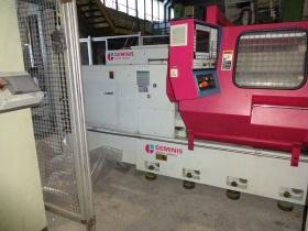 CNC Lathe , CNC Draaibank , CNC Drehmaschine Geminis GHT 4 - 620 gebraucht
