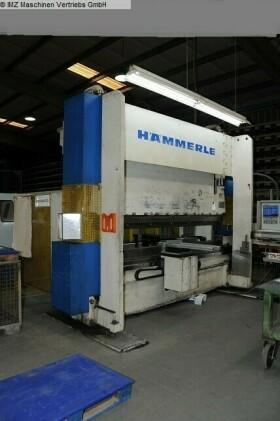 Abkantpresse - hydraulisch HÄMMERLE BM 200-3100 gebraucht