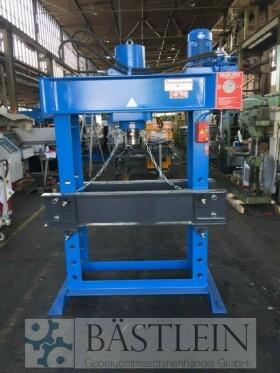 Werkstattpresse - hydraulisch HIDROLIKSAN HD 160 gebraucht