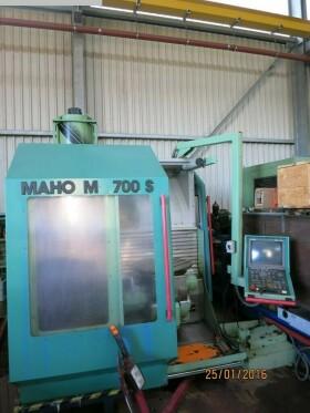 Bearbeitungszentrum - Universal MAHO MH 700 S gebraucht