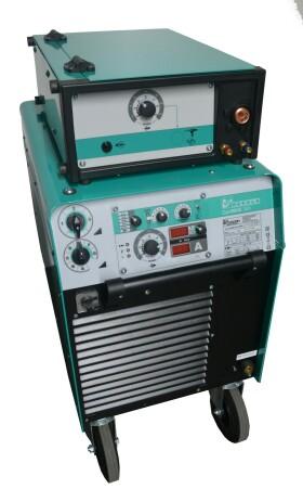 MIG/MAG-Schweißanlage Merkle OptiMIG 351 DW gebraucht
