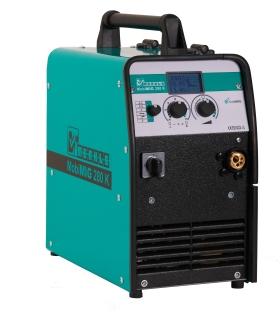 MIG/MAG-Inverter-Schweißanlage Merkle MobiMIG 280 K gebraucht